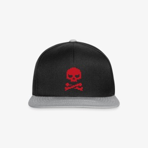 Lords of Uptime Skull - Snapback Cap