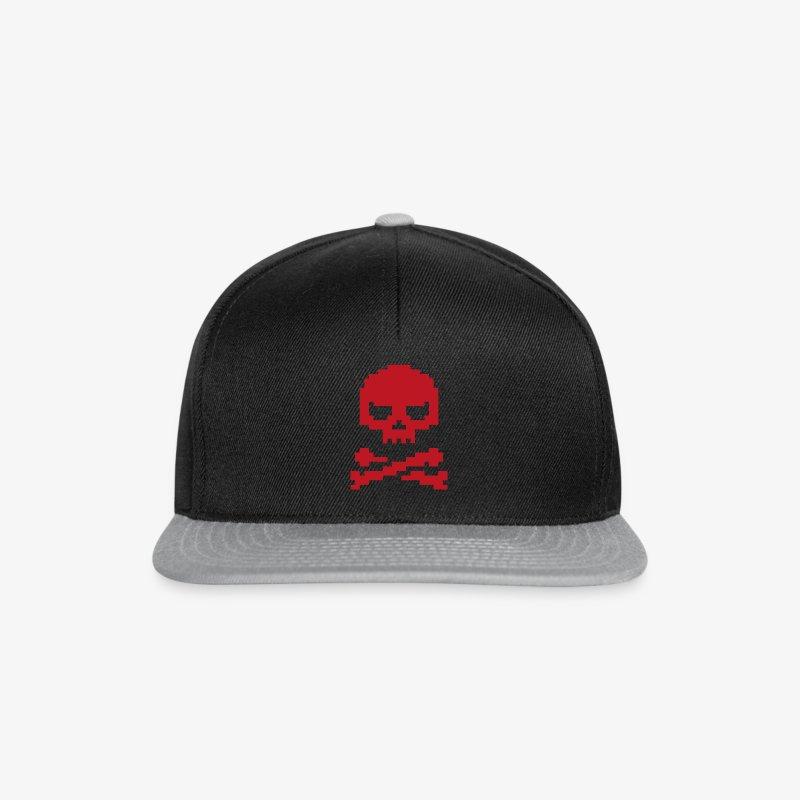 Lords of Uptime Skull - Snapback Cap