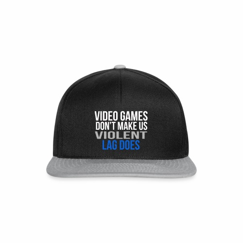 Video games - Snapback Cap