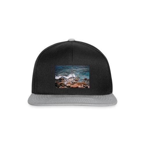 Waves - Snapback Cap