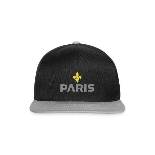 Paris Grey Lys Concept - Casquette snapback
