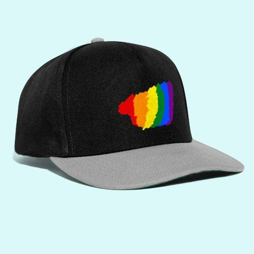 designe LGBT - Casquette snapback