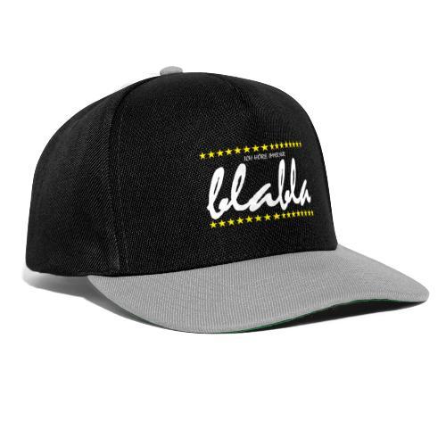 Blabla - Snapback Cap