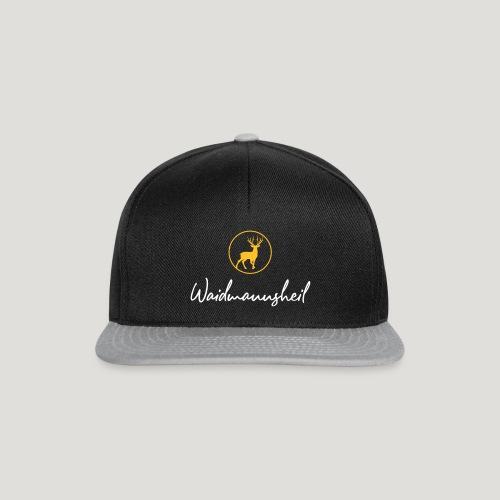 Waidmannsheil, ihr Jäger! Jäger Shirt Jaeger Shirt - Snapback Cap