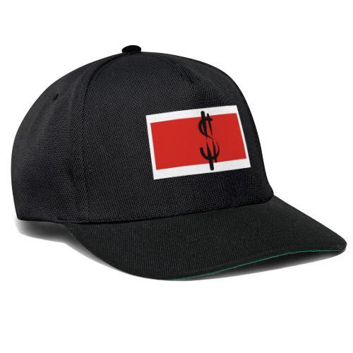 Money in Red - Snapback Cap