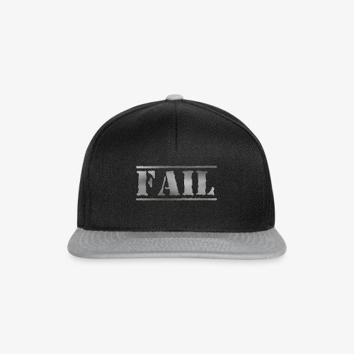 FAIL - Snapback Cap