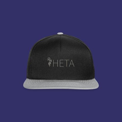 Grey and black - Snapback Cap