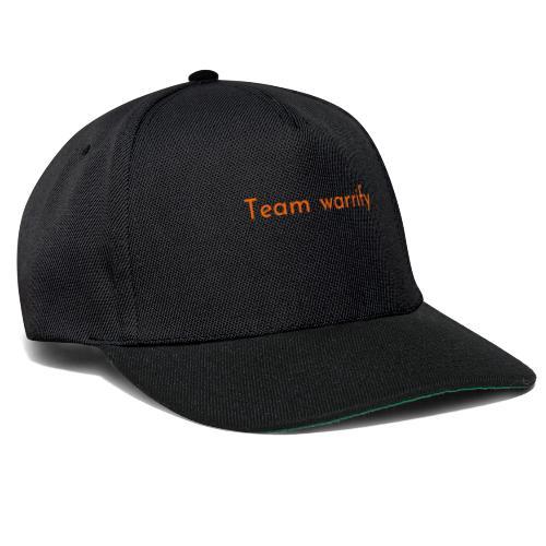 teamwarrify - Snapback Cap