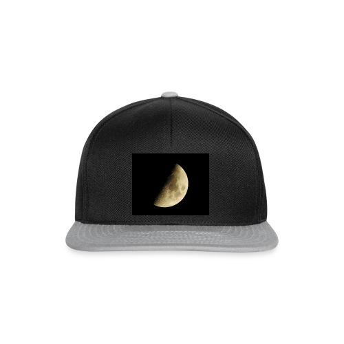LUNA_3840X3072 - Snapback Cap