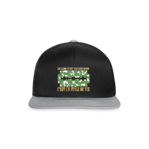 camolife3 - Casquette snapback