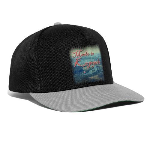 Made in Koppelo lippis - Snapback Cap