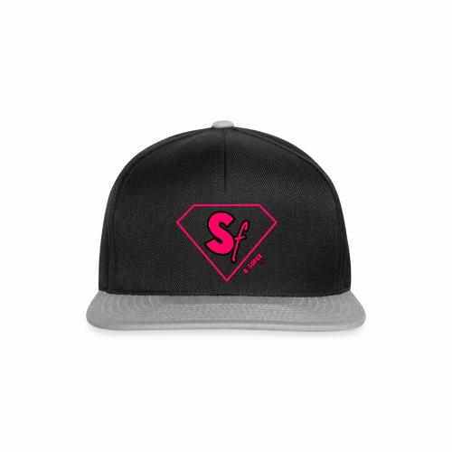 Logótipo A Super fan - Gorra Snapback