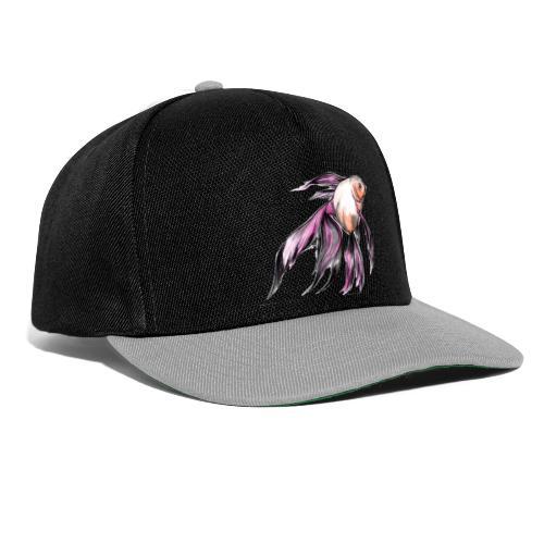 pesce palla - Snapback Cap