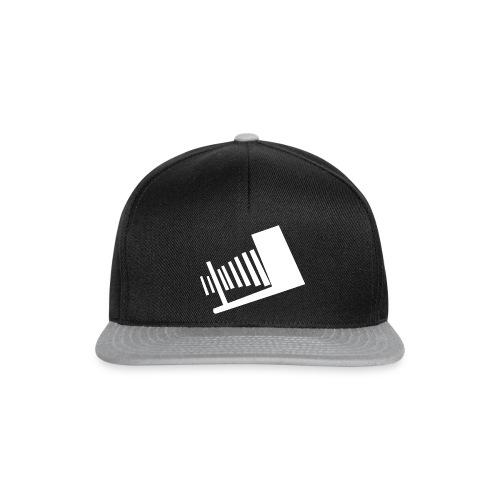 kuvaaja-logo - Snapback Cap