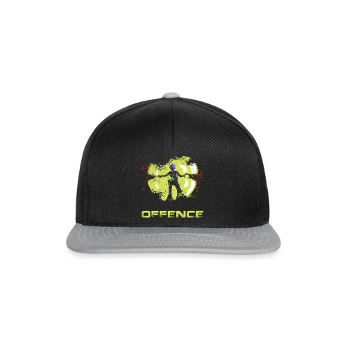 offence 2016 png - Snapback-caps