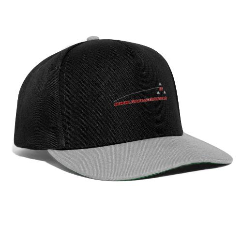 investinformer - transparent - Snapback Cap