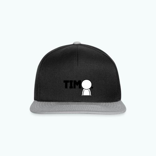 Design met ventje - Snapback cap