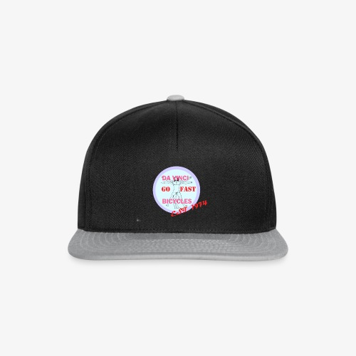 daVinci Bicycles Retro - Snapback Cap