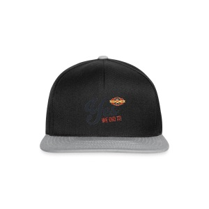 YES-we did it_black - Snapback Cap