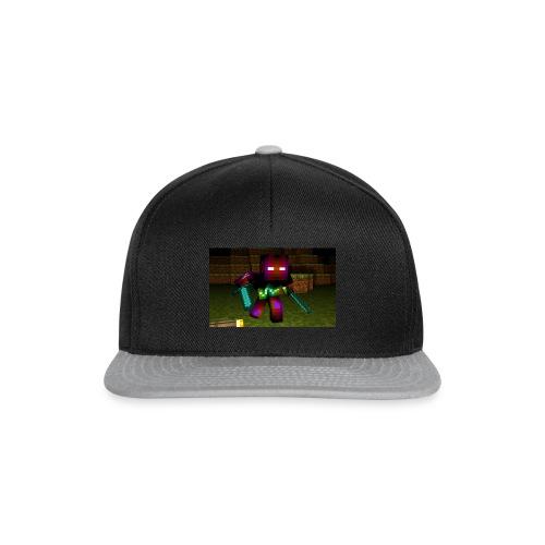 AwesomeSauce Minecraft 2 Swords - Snapback Cap