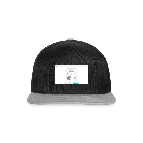 00-1_Preview_Mobile - Snapback Cap