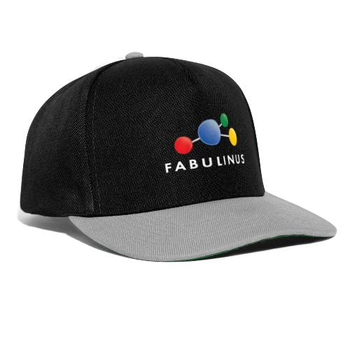 114346920 146279566 Fabulinus wit - Snapback cap