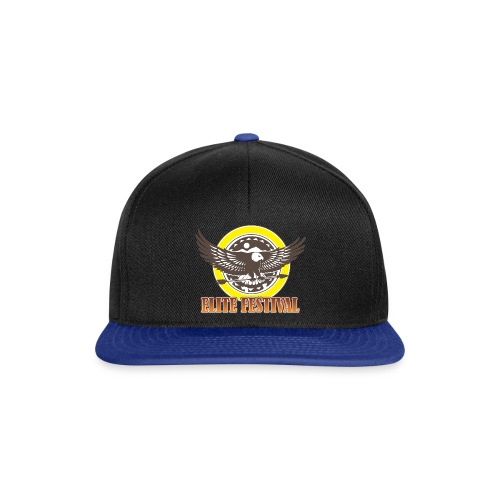elite-festival-logo - Snapback Cap