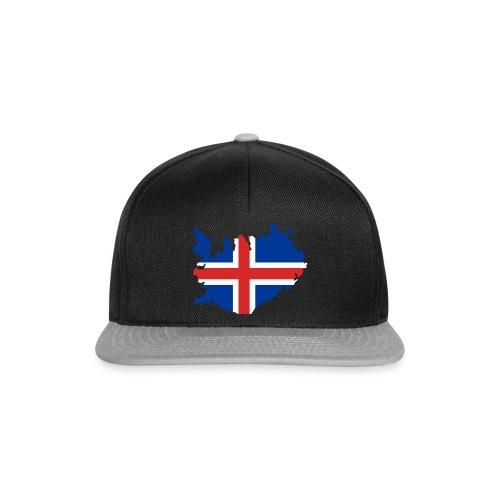 Iceland - Snapback cap
