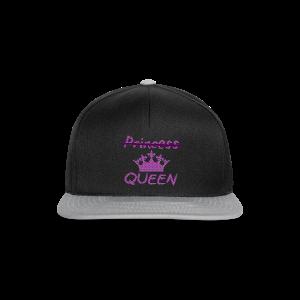 Not a princess but a QUEEN - Snapback cap