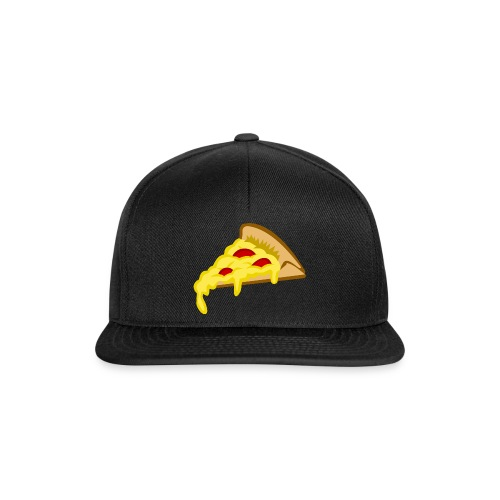 IF IT FITS MY SHIRT PIZZA? - Snapback cap