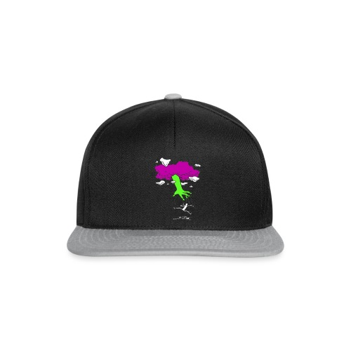 God's Joke - Snapback Cap