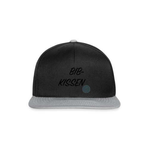 BIB-KISSEN - Snapback Cap