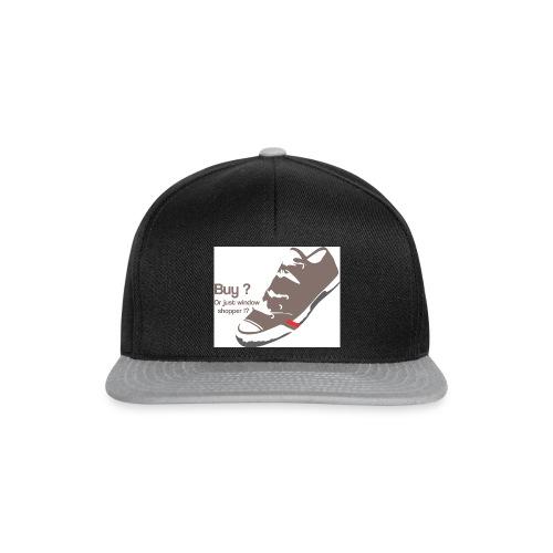 window_shopper - Snapback Cap