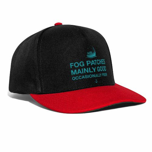 Fog Patches - Snapback Cap