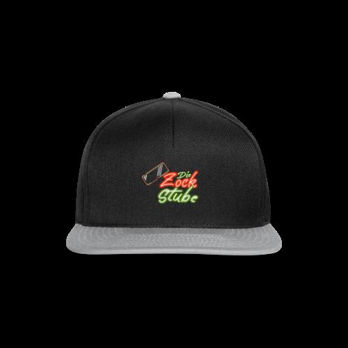 logo quadratisch - Snapback Cap