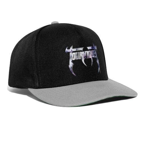 Tourniquet Metallic Logo - Snapback Cap