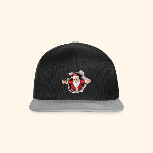 Santa Suprise - Snapback Cap