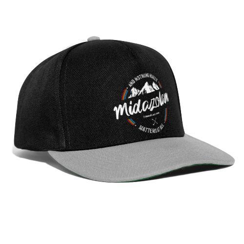 Midazolam - Snapback Cap