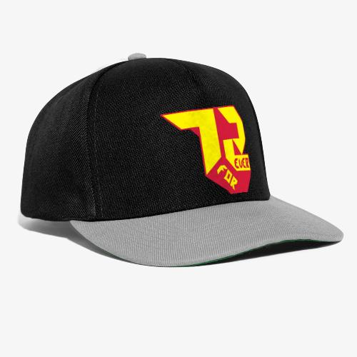 création 72 for Ever collection 01 , année 1972 - Casquette snapback