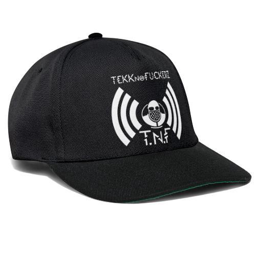 Tekknofuckerz Logo - Snapback Cap