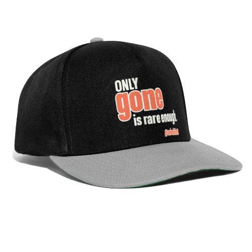 Gone - Snapback Cap