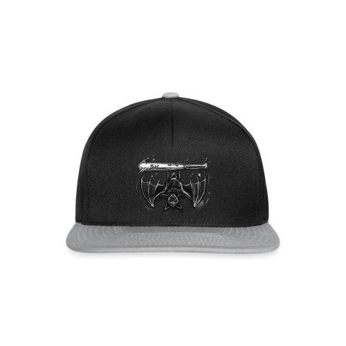 Bat - Snapback Cap