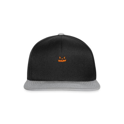 Grusel Halloween T-Shirt - Snapback Cap