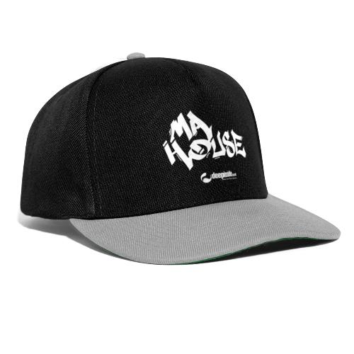 My House * by DEEPINSIDE - Snapback Cap