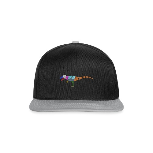 DINOSAUR - Snapback Cap