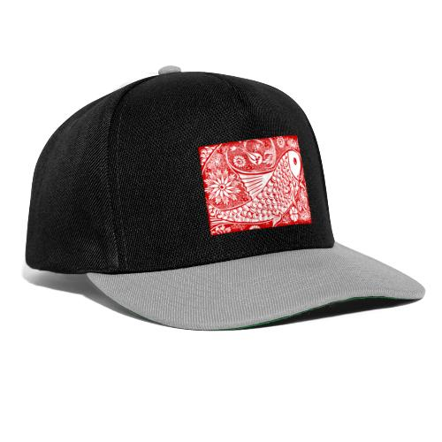 Fish in the sea - Snapback cap