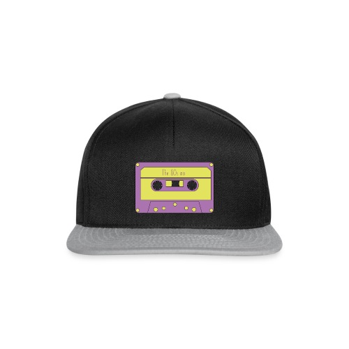 The 80s Mix - Snapback Cap