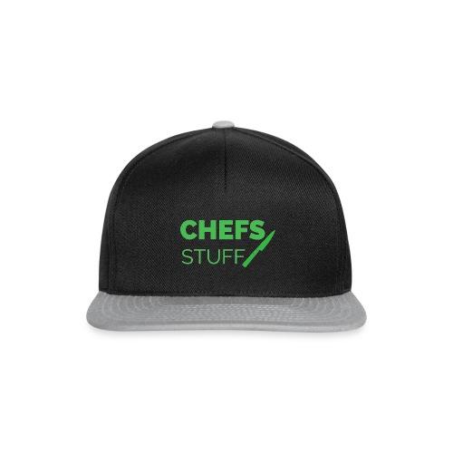 ChefsStuff - Snapback Cap