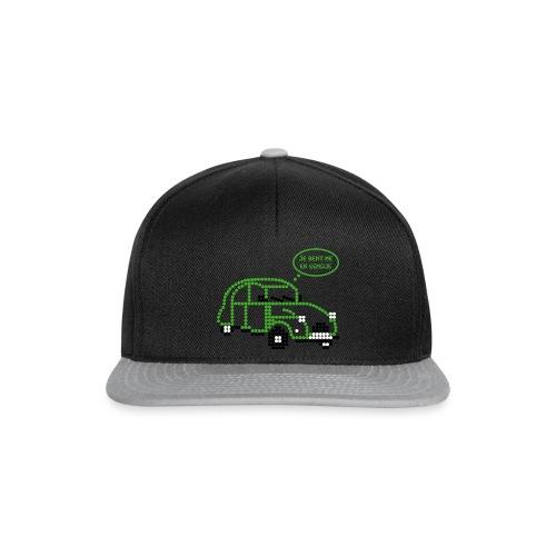 eendje.png - Snapback cap