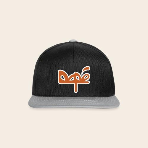 DAPE LOGO - Snapback Cap